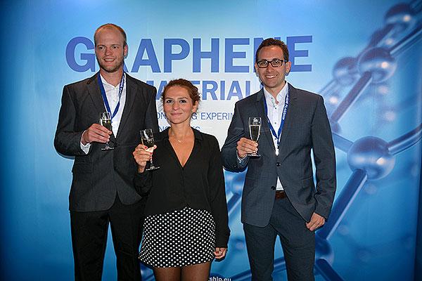 Nobel Prize Dinner, Graphene Study 2017, Gothenburg, Sweden